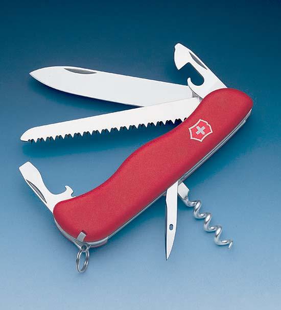 Нож 0.8863 Rucksack
