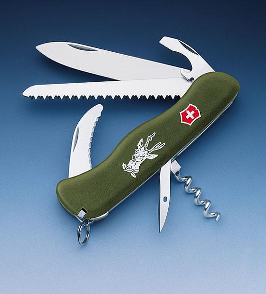 Нож 0.8873.4 Hunter