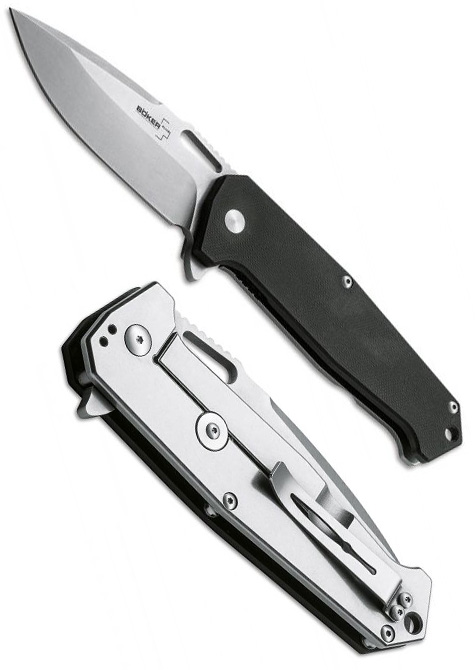 Нож Boker модель 01bo776 Hitman G-10