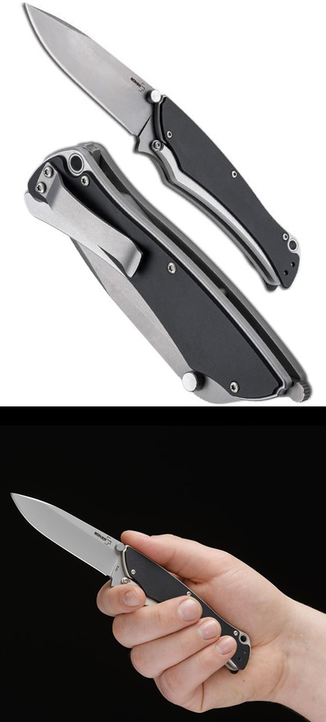 Нож Boker модель 01bo042 Griploc assist