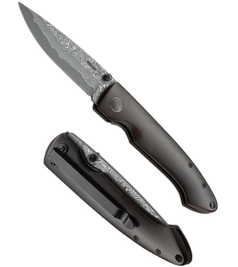 Нож сладной Boker Damascus Gent 1 01bo101dam