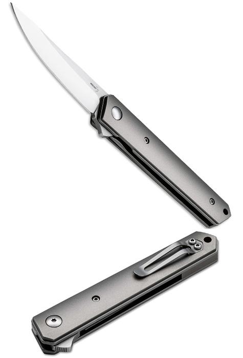 Нож складной Boker Kwaiken Mini Flipper Titan 01bo290