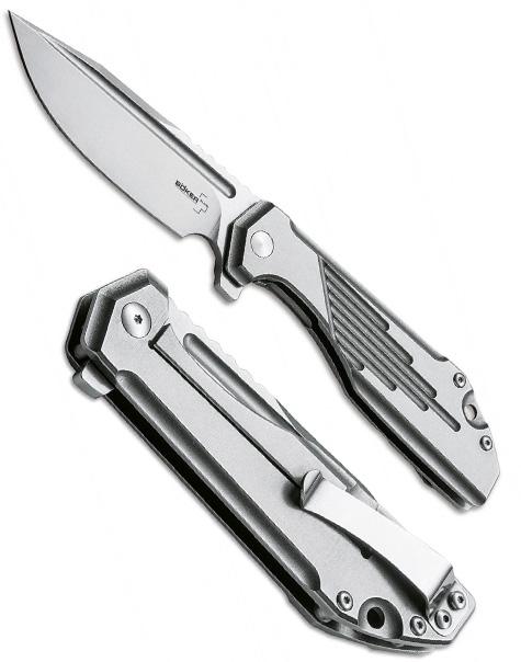 Нож Boker модель 01bo777 Lateralus Steel