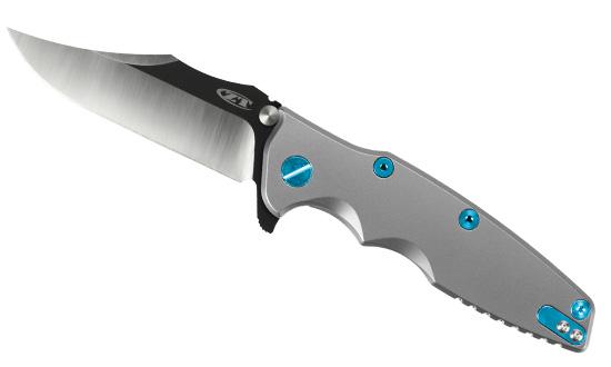 Нож Zero Tolerance модель 0392BOWIE Рик Хиндерер Limited Edition