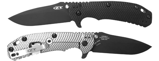 Нож складной 0560BLK