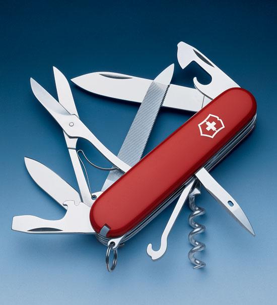 Нож 1.3743 Mountaineer