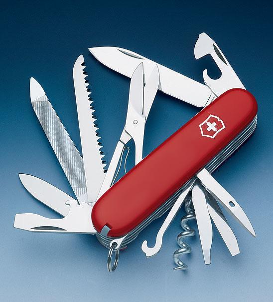 Нож 1.3763.Camping