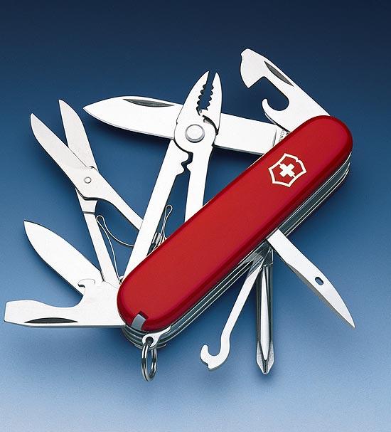 Нож 1.4723 Deluxe tinker