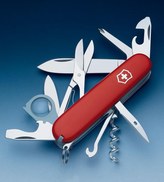 Нож 1.6703 Explorer