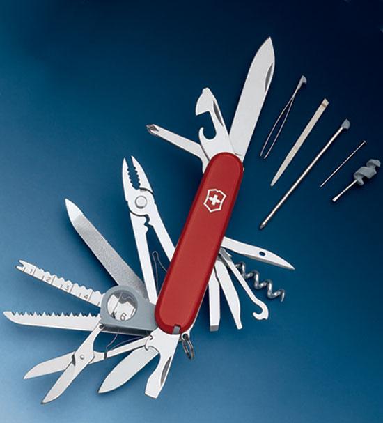 Нож 1.6795 SwissChamp