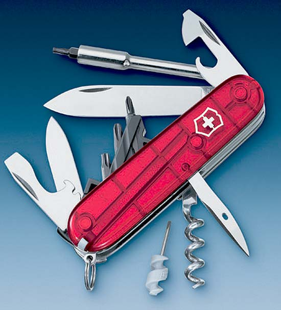 Нож 1.7605.T CyberTool 29