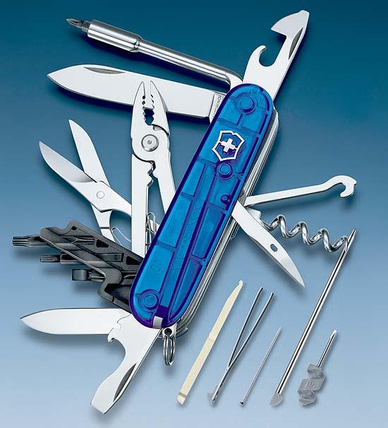 Нож 1.7725.T2 Cyber Tool 34