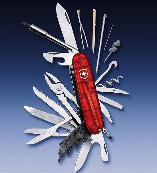 Нож 1.7775.T CyberTool 41