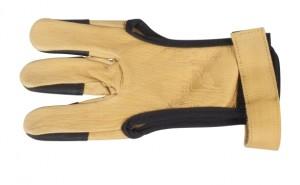 Перчатка для традиционного лука White Feather Glove Moon