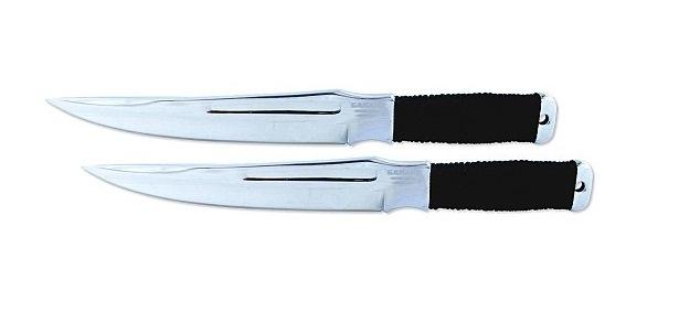 Набор из 2-х метательных ножей M-115H