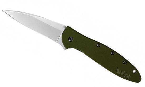 Нож складной Kershaw Leek 1660OL