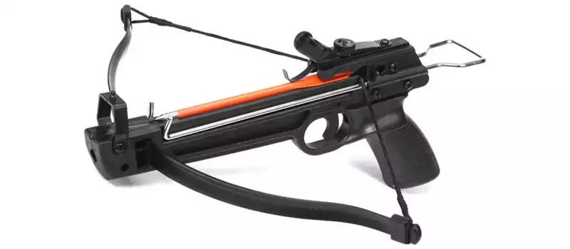 Арбалет-пистолет Man-Kung MK-50A1/5PL пластик