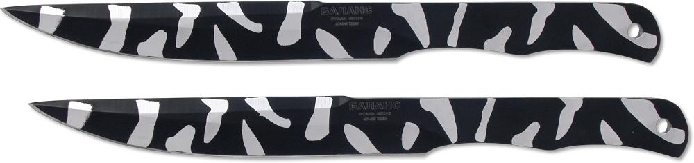 Набор из 2-х метательных ножей M-114-2H