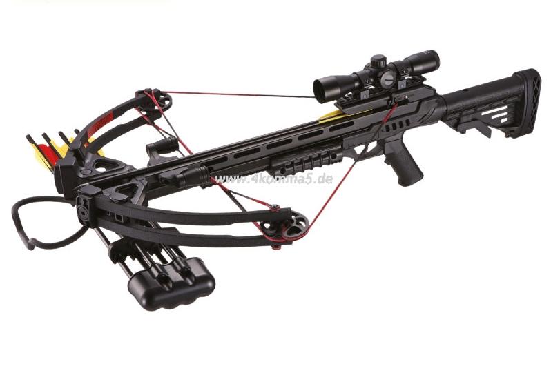 Арбалет Man-Kung MK-XB55 PKG (Чёрный)