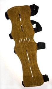 Крага для лука Семь стрел KR-08 (замша)