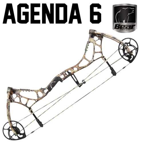 Лук блочный Agenda 6
