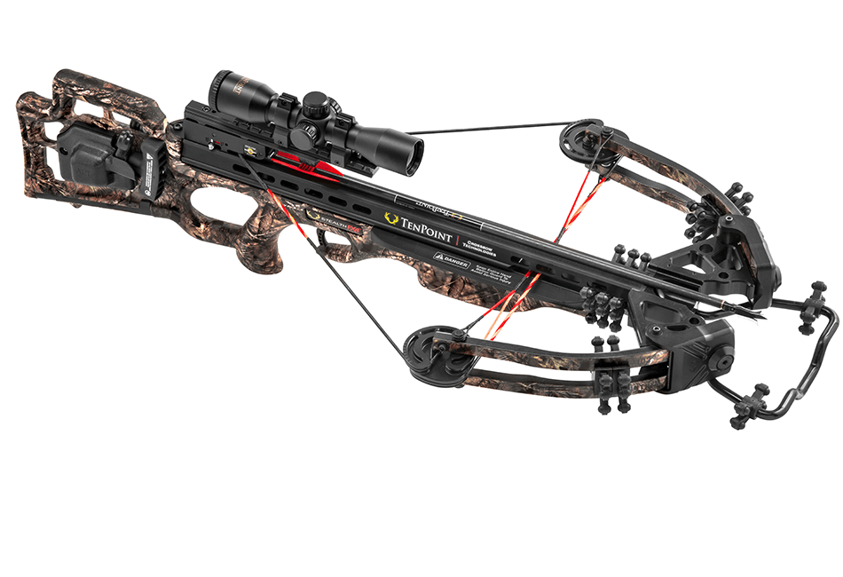 Арбалет TenPoint Stealth FX4 PKG (ACUdraw 50)