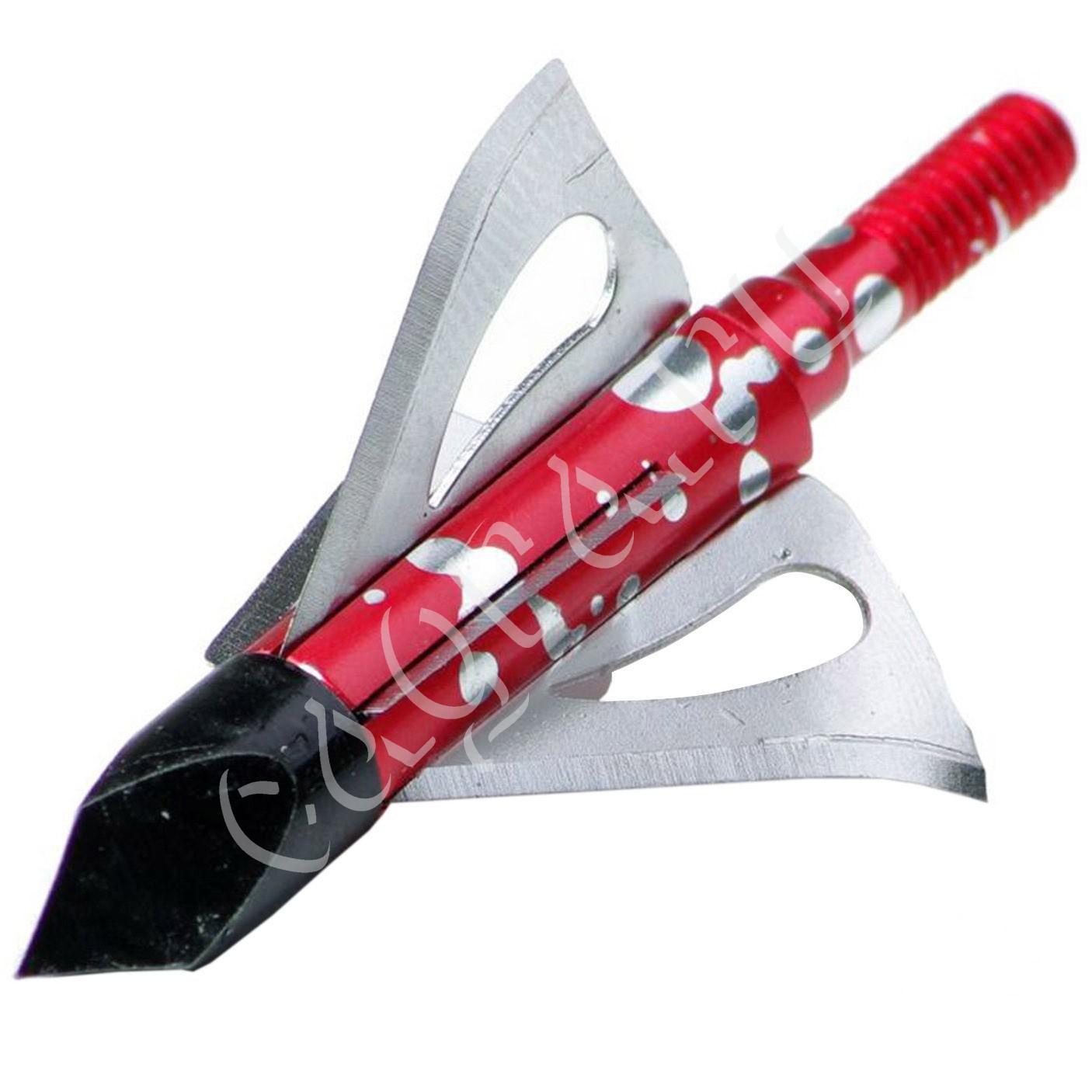 Наконечник для стрелы Crimson Talon 100gr (3шт.)