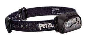 Фонарь налобный Petzl Actik Core E99AB (чёрный)