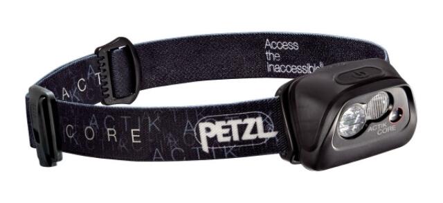 Фонарь налобный Petzl Actik Core E99ABA