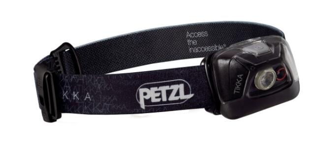 Фонарь налобный Petzl Tikka E93AA (чёрный)