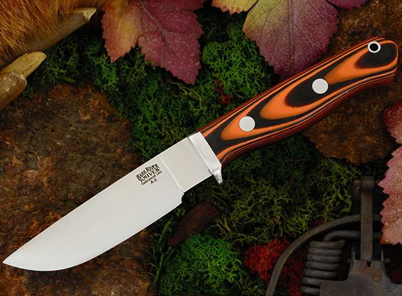Нож с фиксированным клинком Gameskeeper Tigerstripe G-10