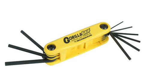 Набор ключей Gorilla Grip Small