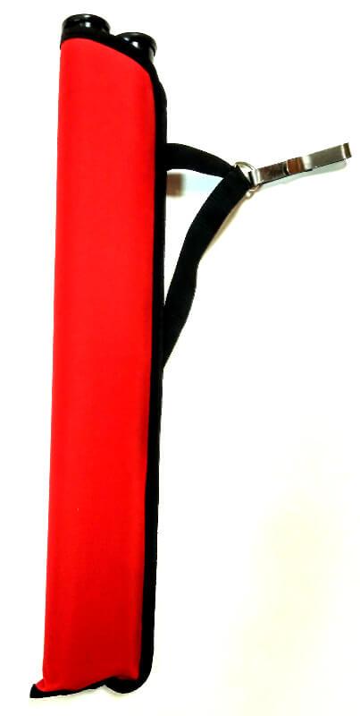 Колчан поясной синтетический T-2 (Красный)