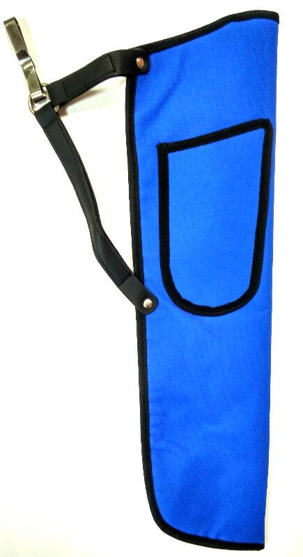 Колчан поясной синтетический T-5 (Синий)