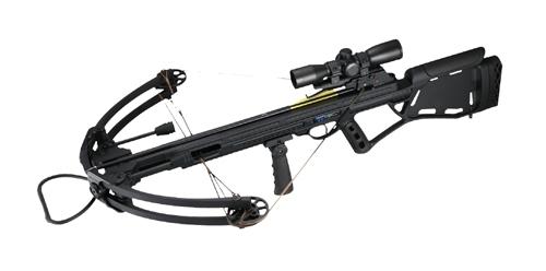 Арбалет Man-Kung MK-350 (Черный)