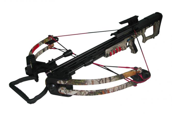 Арбалет Man-Kung MK-400 (Камуфляж)