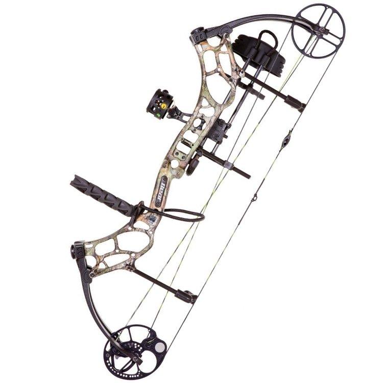 Лук блочный Bear Archery Marshal RTH PKG