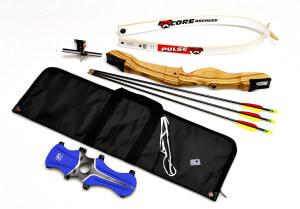 Лук классический Core Archery Pulse с набором аксессуаров