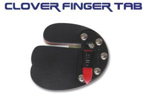 Напальчник для лука Fivics Soma Clover Finger Tab TBB-CV-200LS