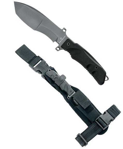 Нож с фиксированным клинком FOX Knives 9CM04 BT