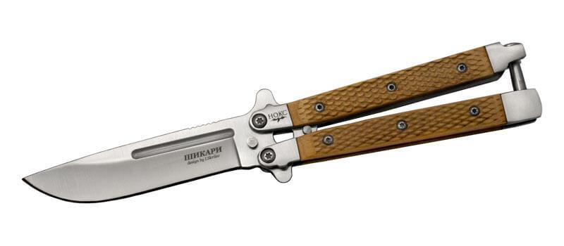 Нож складной бабочка Viking Nordway 201-140201