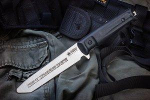 Нож тренировочный Kizlyar Supreme Aggressor Training S HB