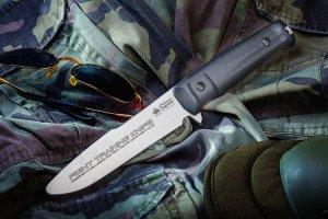 Нож тренировочный Kizlyar Supreme Delta Training S OH