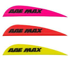 Оперение для стрел AAE Arizona MAX Stealth