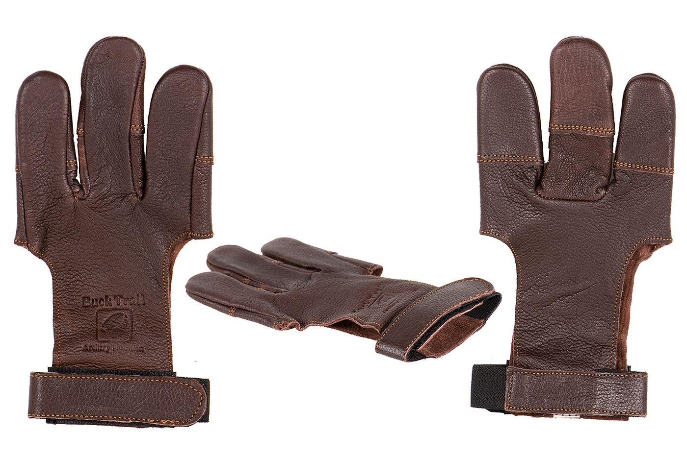 Перчатка для традиционного лука Buck Trail Damaskus