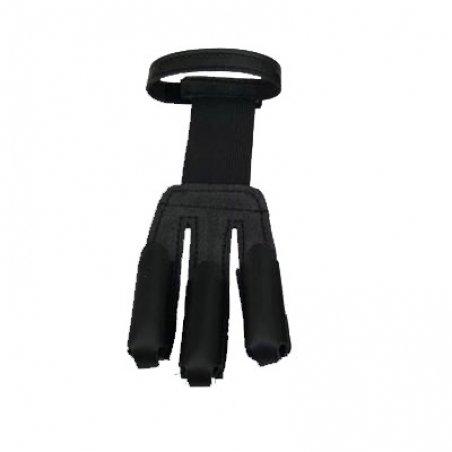 Перчатка для традиционного лука Gompy Shooting Glove Leather HS-2