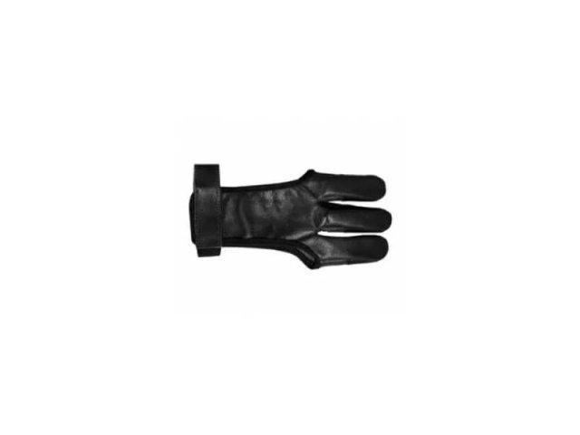 Перчатка для традиционного лука Interloper AGL1109 кожа (чёрная)