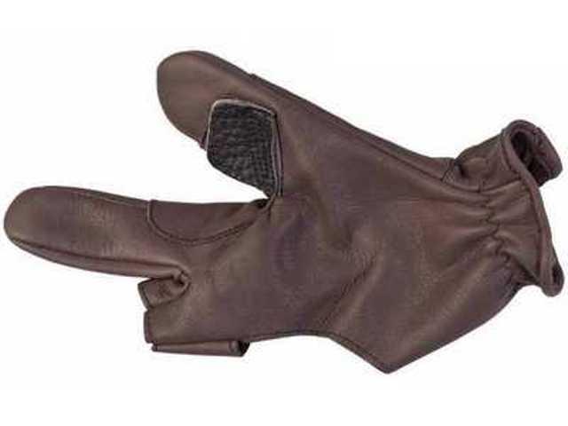Перчатка для упора Kaya Shooting Glove KTB