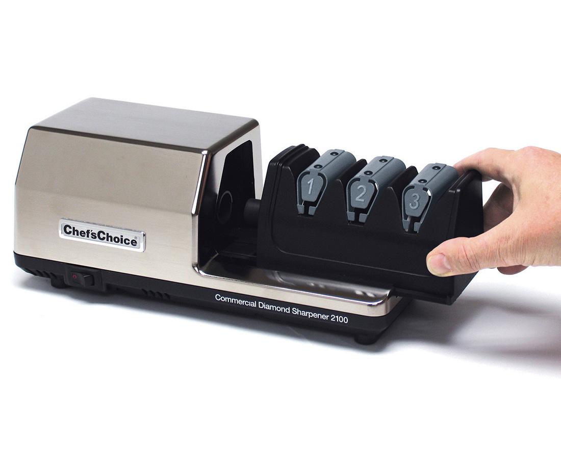 Точилка электрическая для заточки ножей Chef's Choice 2100