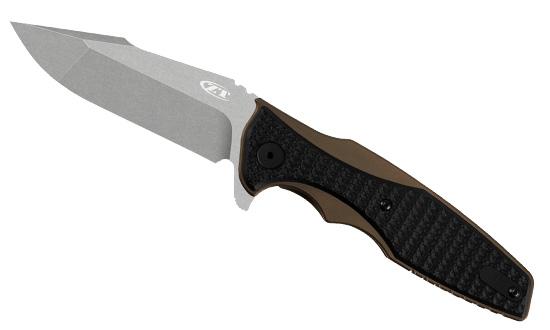 Нож Zero Tolerance модель 0393BRZ Rick Hinderer